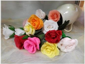 roze - Arhiv razstave