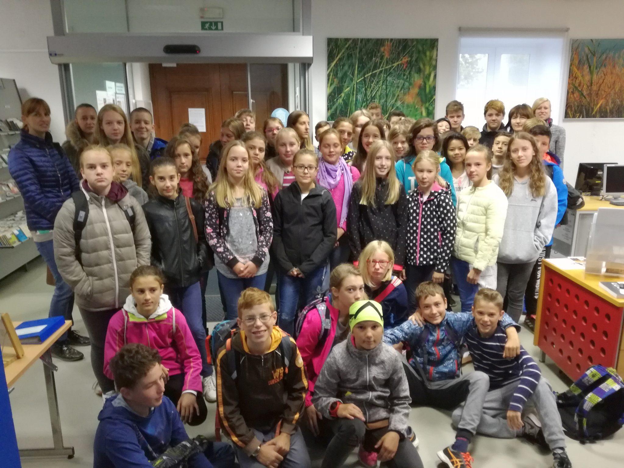 IMG 20181002 081458 - Obisk sedmošolcev iz Starega trga