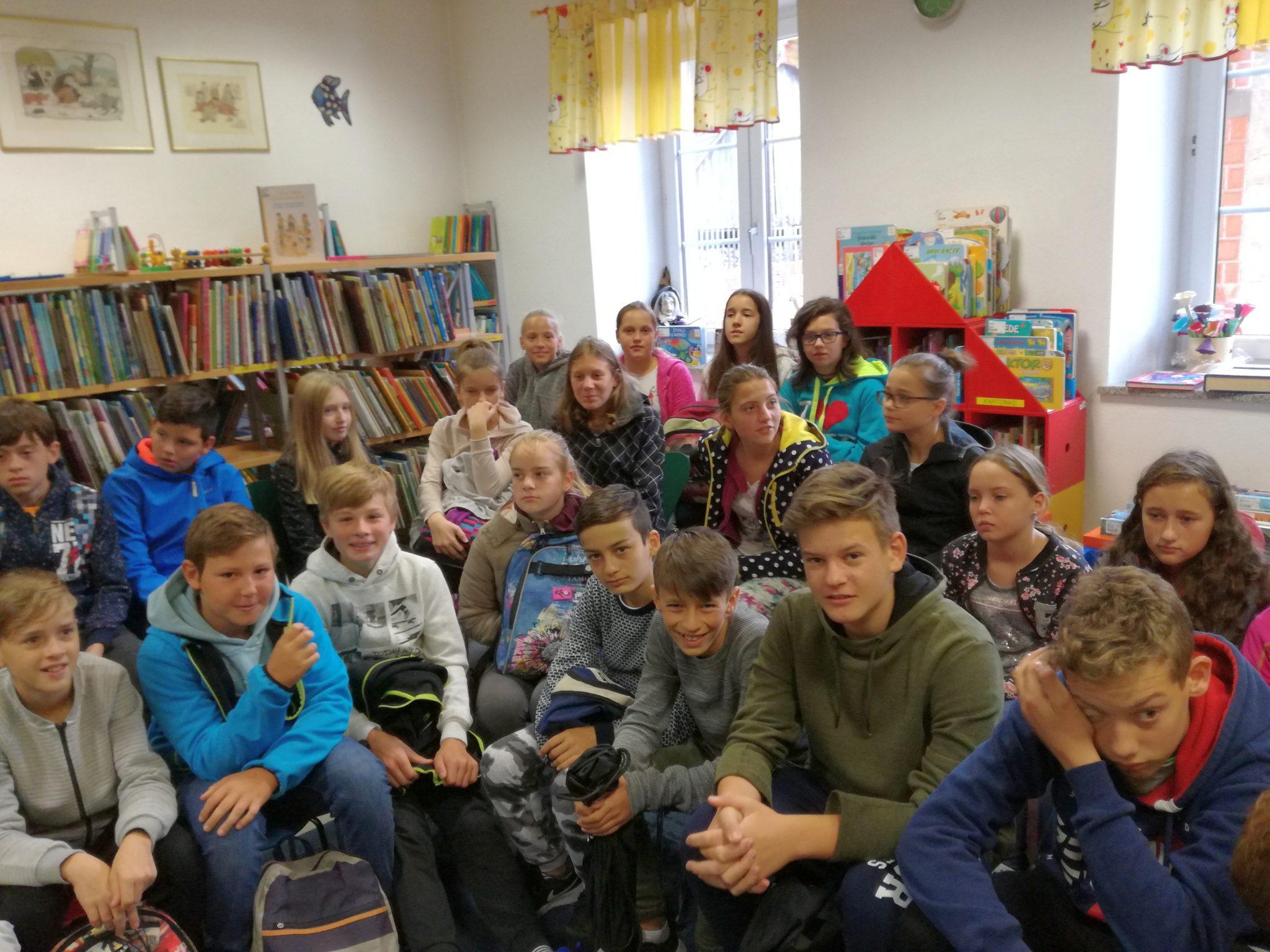 IMG 20181002 082056 - Obisk sedmošolcev iz Starega trga