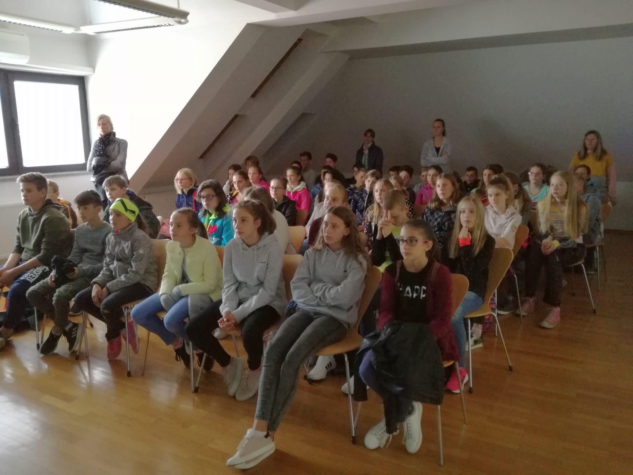 IMG 20181002 091923 - Obisk sedmošolcev iz Starega trga