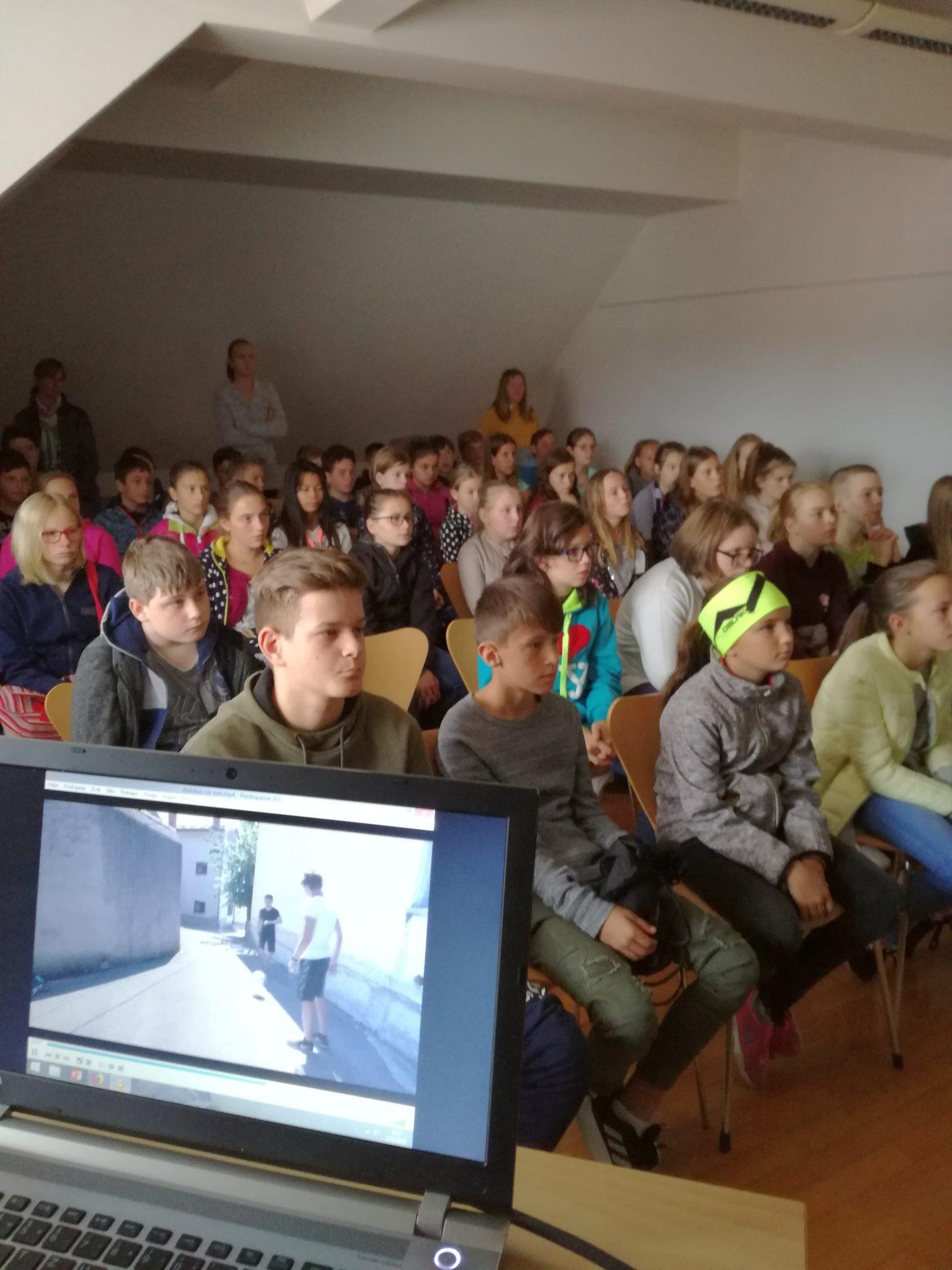 IMG 20181002 091940 - Obisk sedmošolcev iz Starega trga