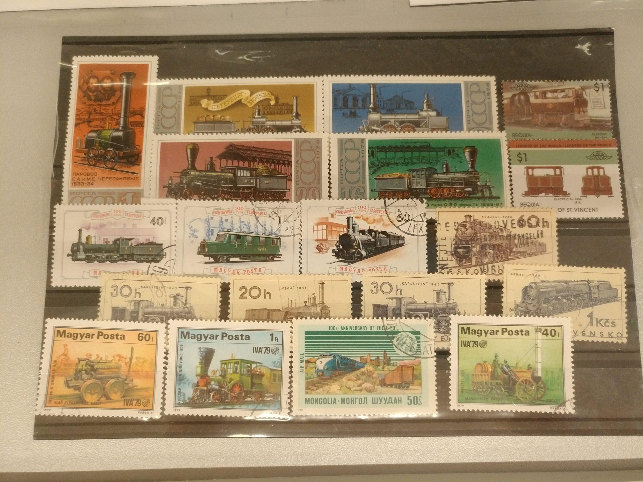 IMG 20181112 110810 - Zvone Ivančič: 160 let južne železnice – razstava maket lokomotiv in izbora znamk