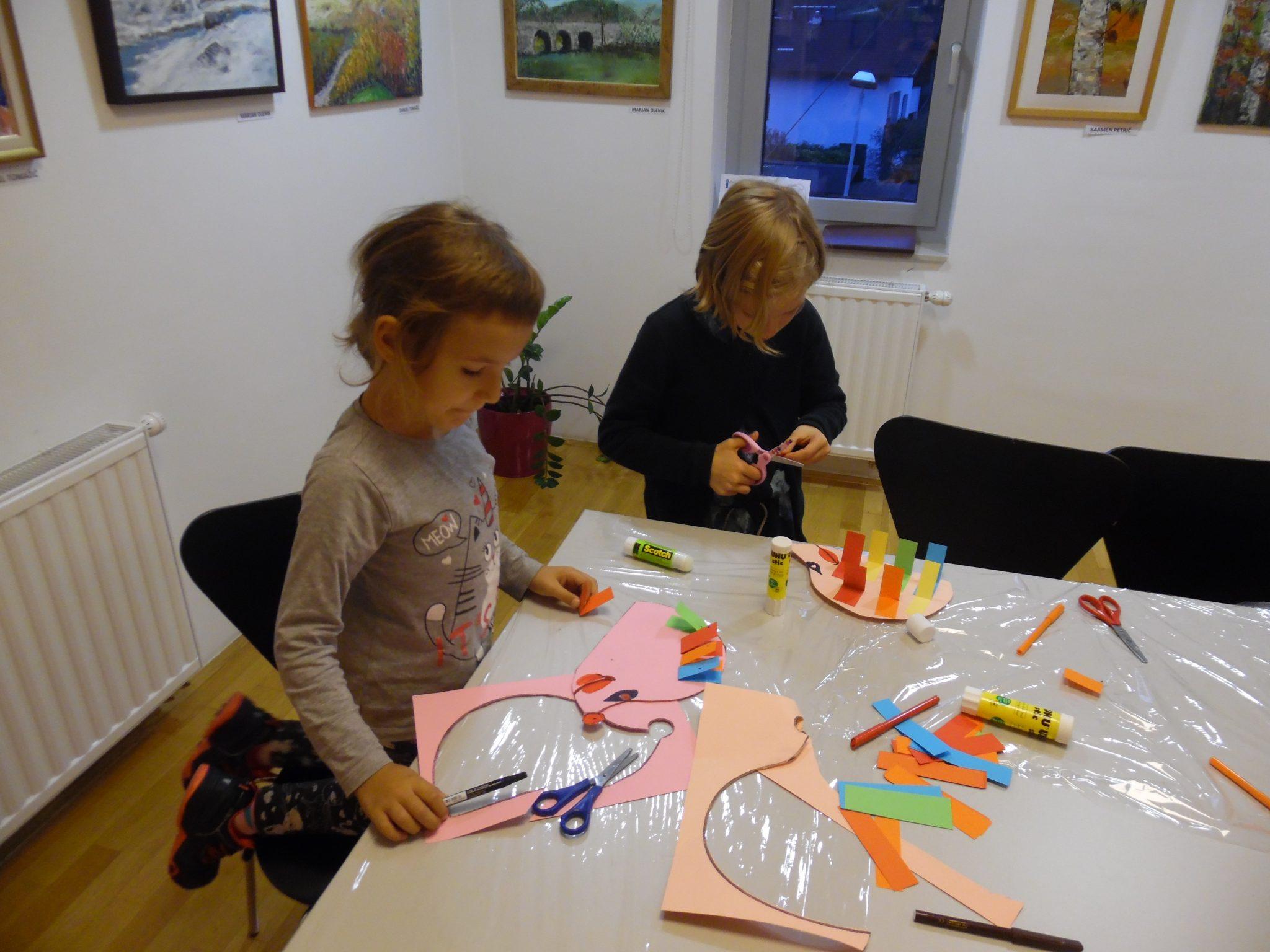 SAM 2193 - Pravljična urica z ustvarjalno delavnico za otroke od 4. leta dalje – Rakek