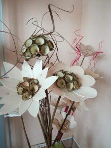 IMG 20181106 142609 225x300 - Rokodelska skupina Lesenke - razstava lesenih rož