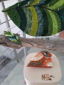 20190214 082449 225x300 - Eva Ule – ARTEvá - razstava unikatnih mozaičnih miniatur