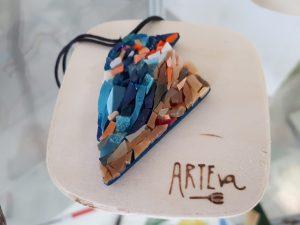 20190214 082537 300x225 - Eva Ule – ARTEvá - razstava unikatnih mozaičnih miniatur