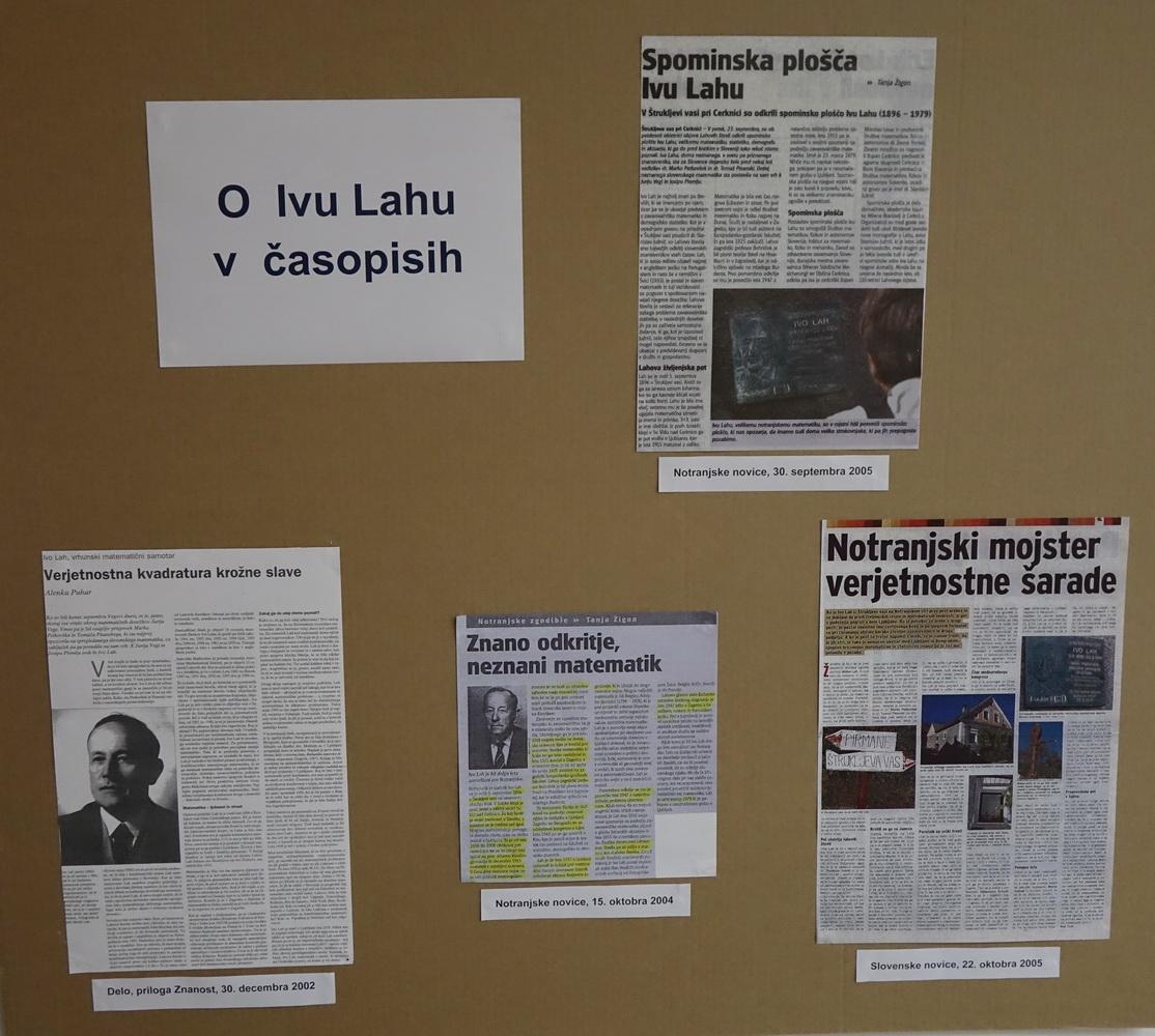 IVO LAH 34 resize - Prireditev ob 40-letnici smrti matematika Iva Laha