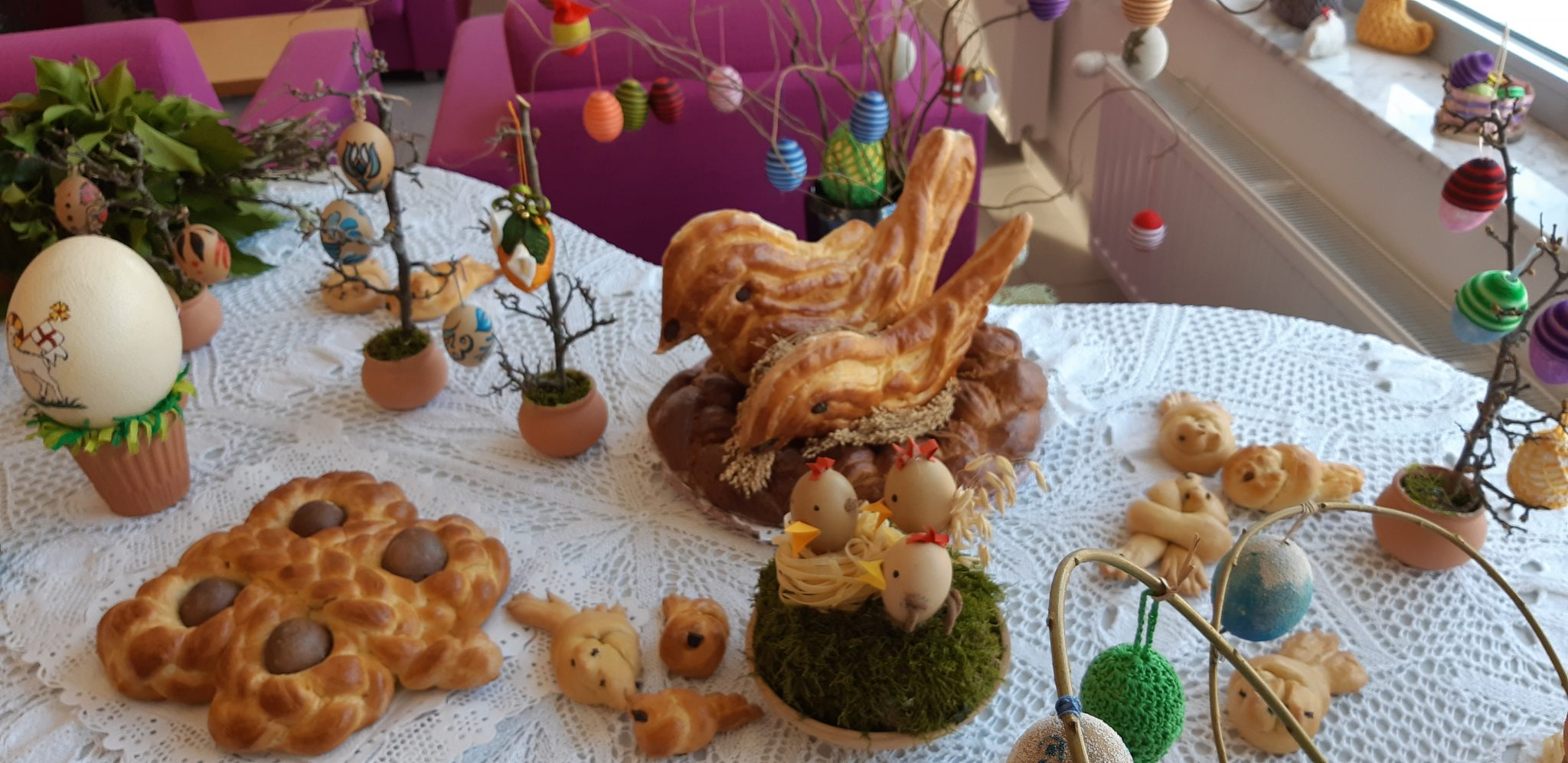 20190417 172722 - Velikonočna razstava društva Klasje Cerknica