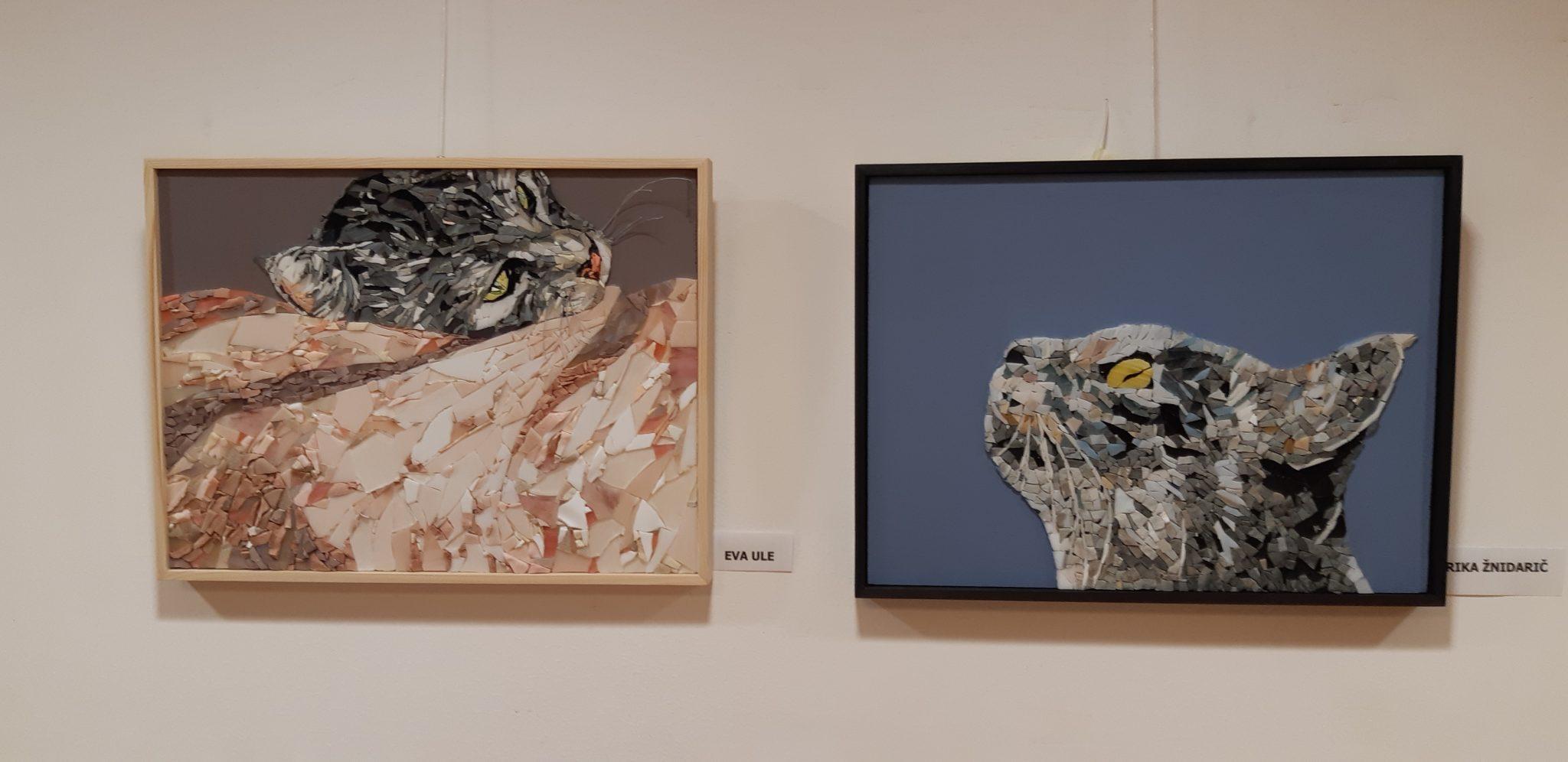 20190423 113439 - Pogled v živalski svet – razstava sekcije Mozaik KD Rak Rakek
