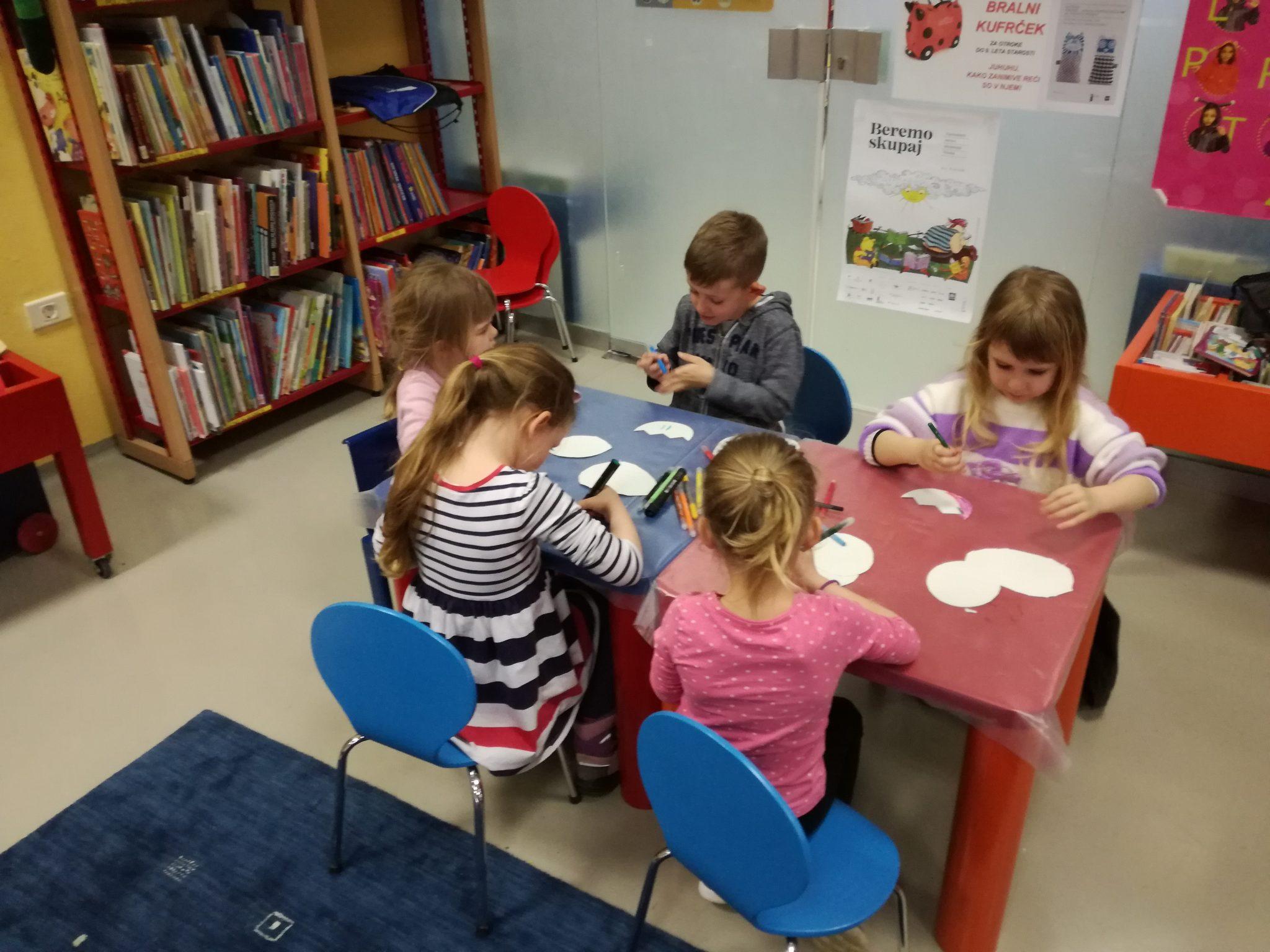 IMG 20190412 174611 - Pravljična ura in ustvarjalna delavnica za otroke od 4. leta dalje - Cerknica