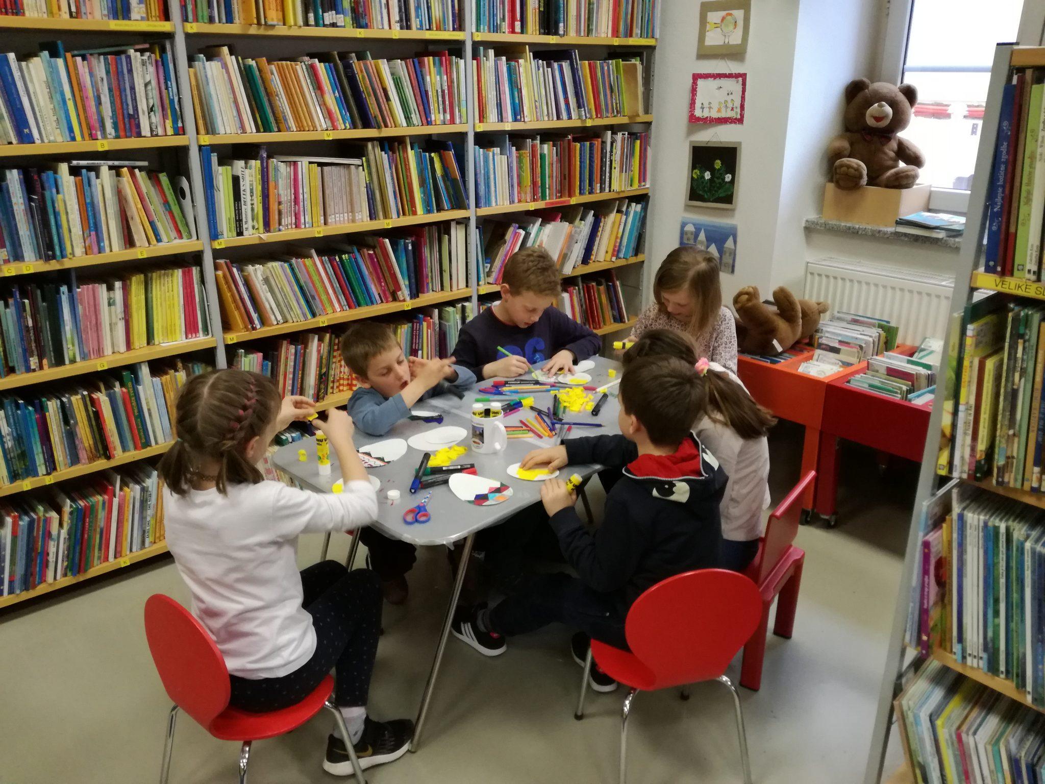IMG 20190412 175527 - Pravljična ura in ustvarjalna delavnica za otroke od 4. leta dalje - Cerknica