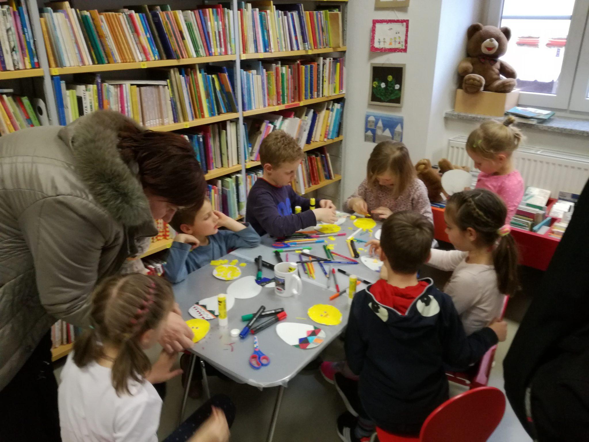 IMG 20190412 180425 - Pravljična ura in ustvarjalna delavnica za otroke od 4. leta dalje - Cerknica