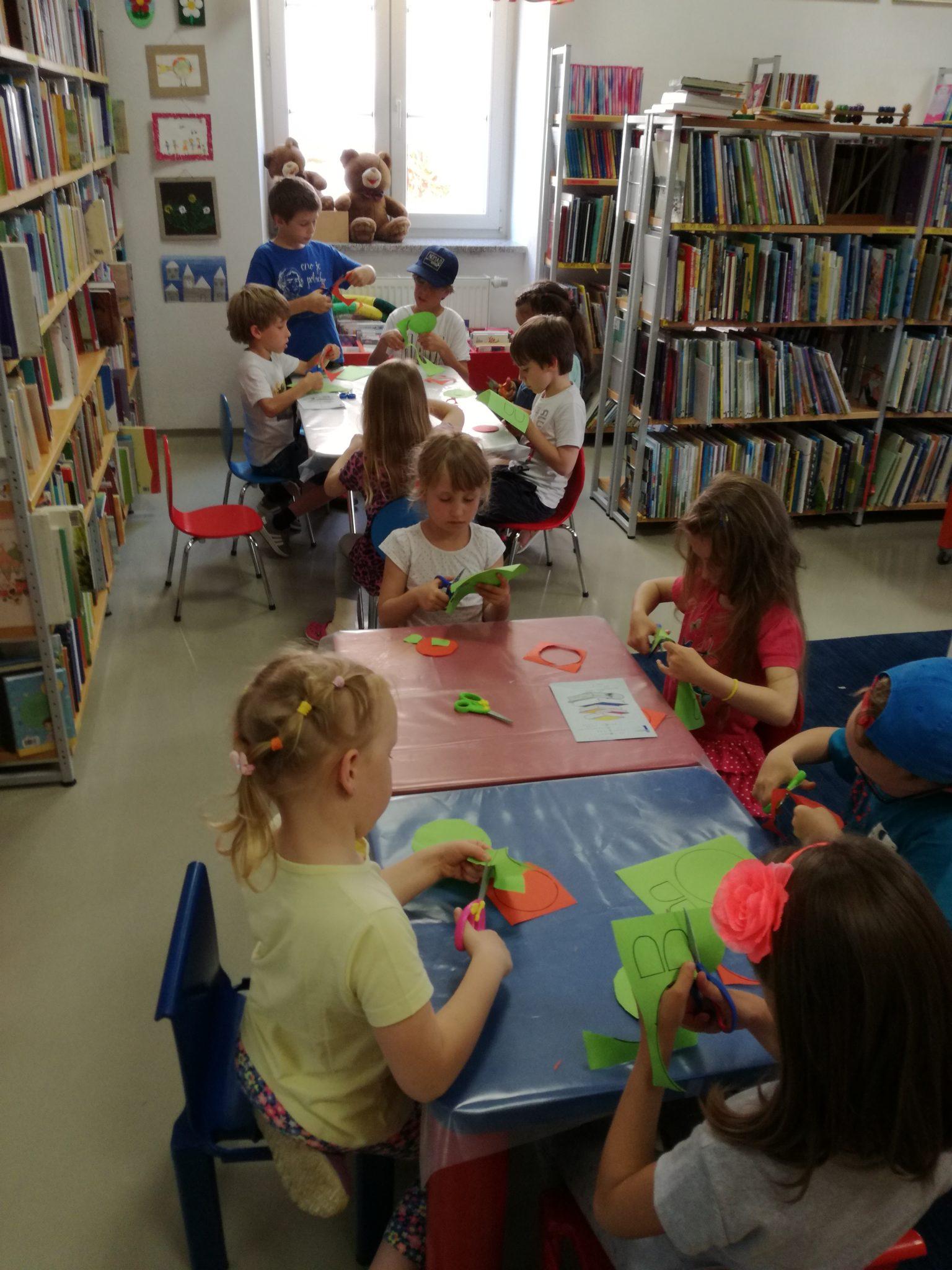IMG 20190605 174134 - Pravljična ura in ustvarjalna delavnica za otroke od 4. leta dalje – Cerknica