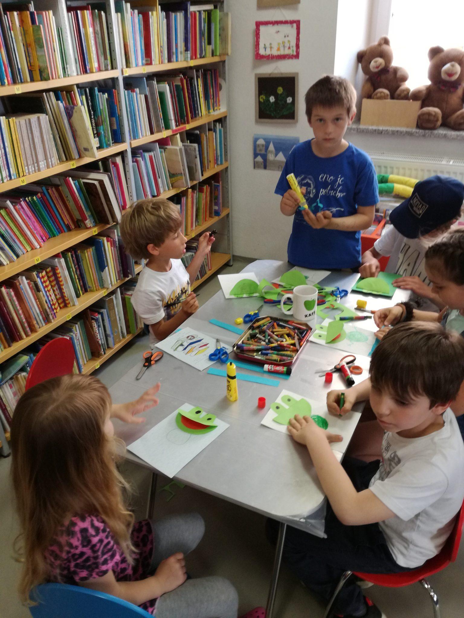 IMG 20190605 175416 - Pravljična ura in ustvarjalna delavnica za otroke od 4. leta dalje – Cerknica