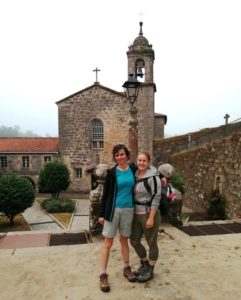 6 241x300 - Urška Mlakar: Camino Portugalska - od Porta do Santiaga de Compostela