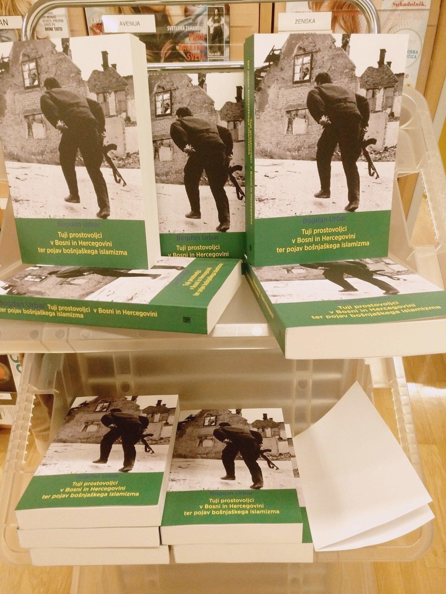IMG 20190919 185656 - Predstavitev knjige: Tuji prostovoljci v Bosni in Hercegovini ter pojav bošnjaškega islamizma