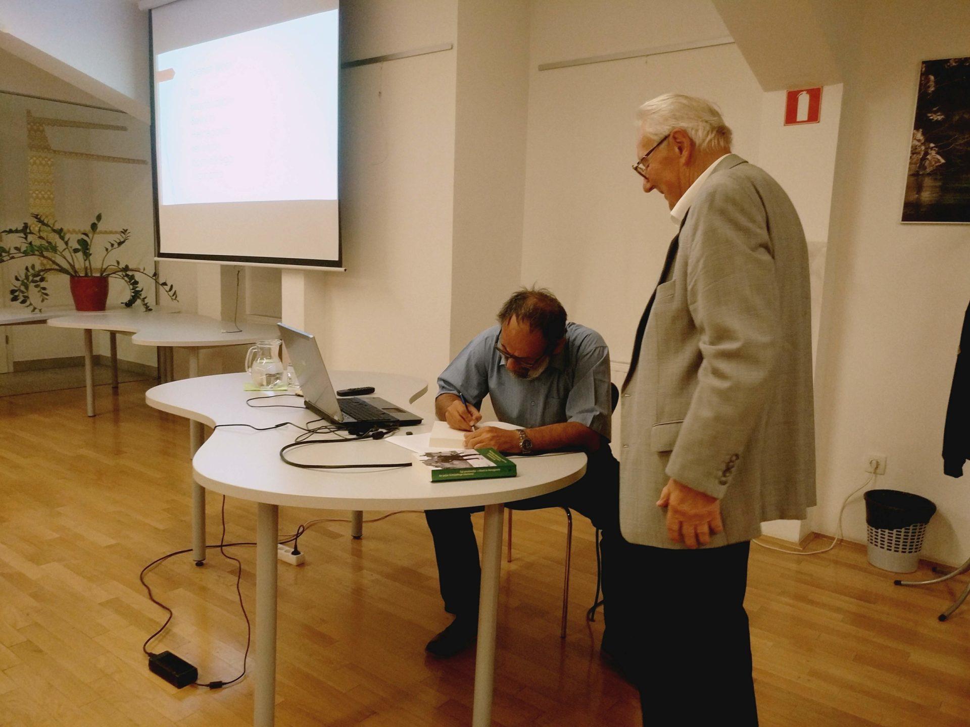IMG 20190919 185837 - Predstavitev knjige: Tuji prostovoljci v Bosni in Hercegovini ter pojav bošnjaškega islamizma