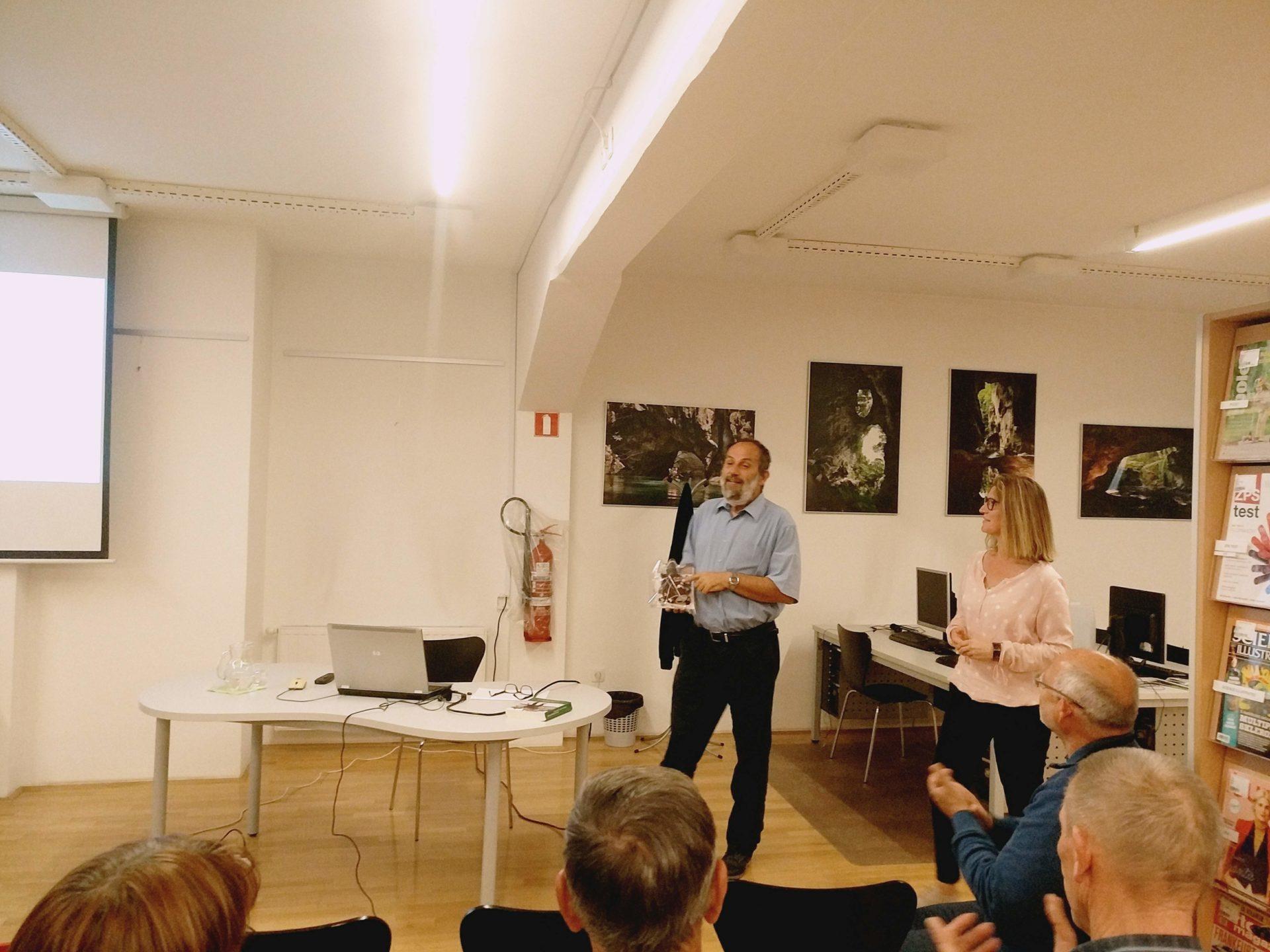 IMG 20190919 201751 - Predstavitev knjige: Tuji prostovoljci v Bosni in Hercegovini ter pojav bošnjaškega islamizma