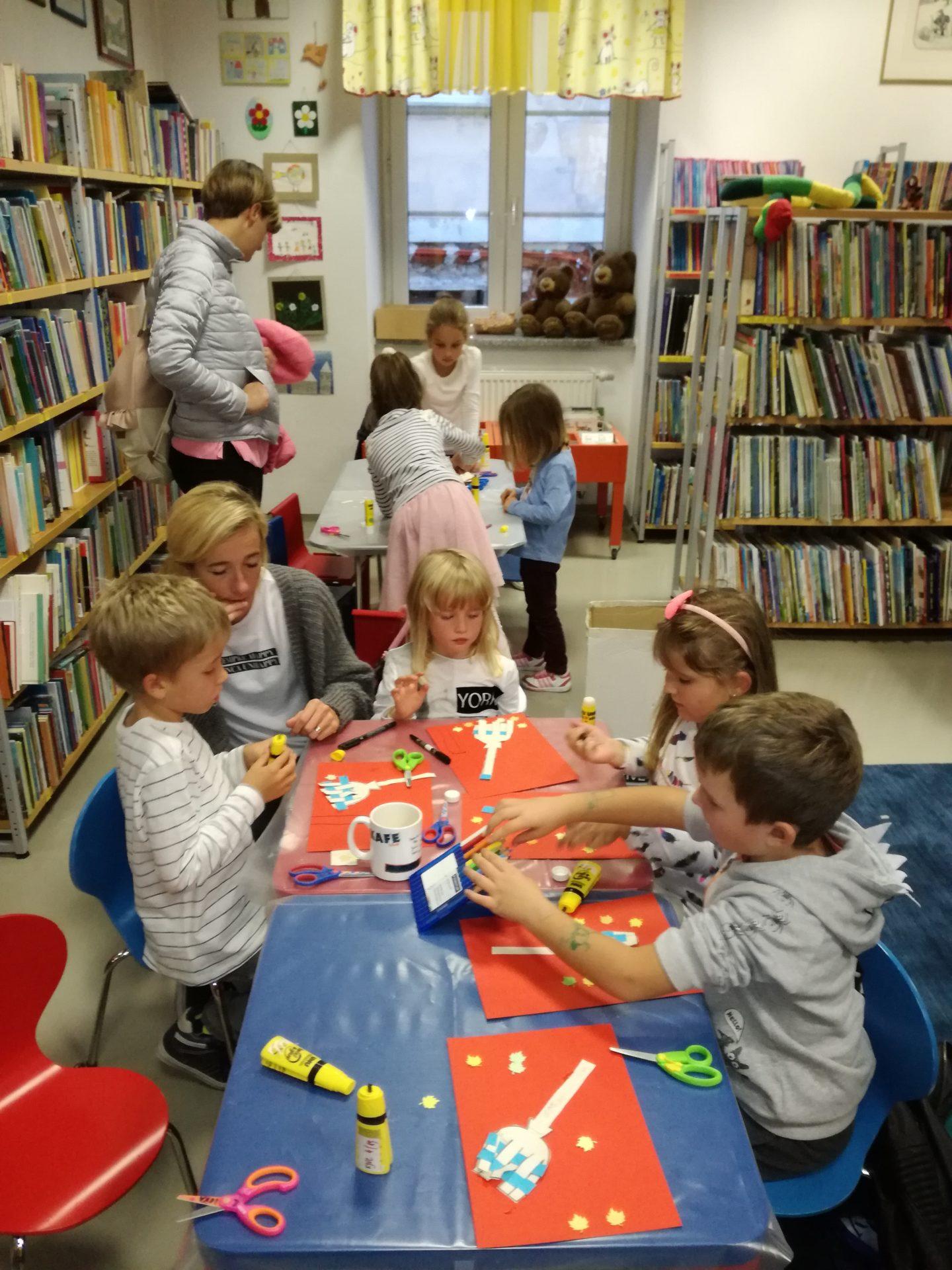 IMG 20191010 180544 - Pravljična urica z ustvarjalno delavnico za otroke od 4. leta dalje