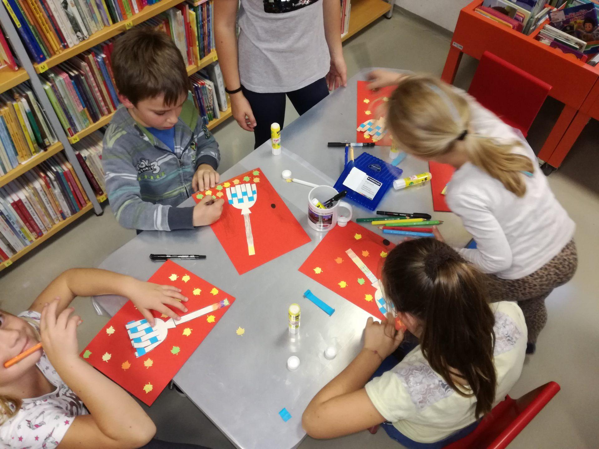 IMG 20191011 180730 - Pravljična urica z ustvarjalno delavnico za otroke od 4. leta dalje