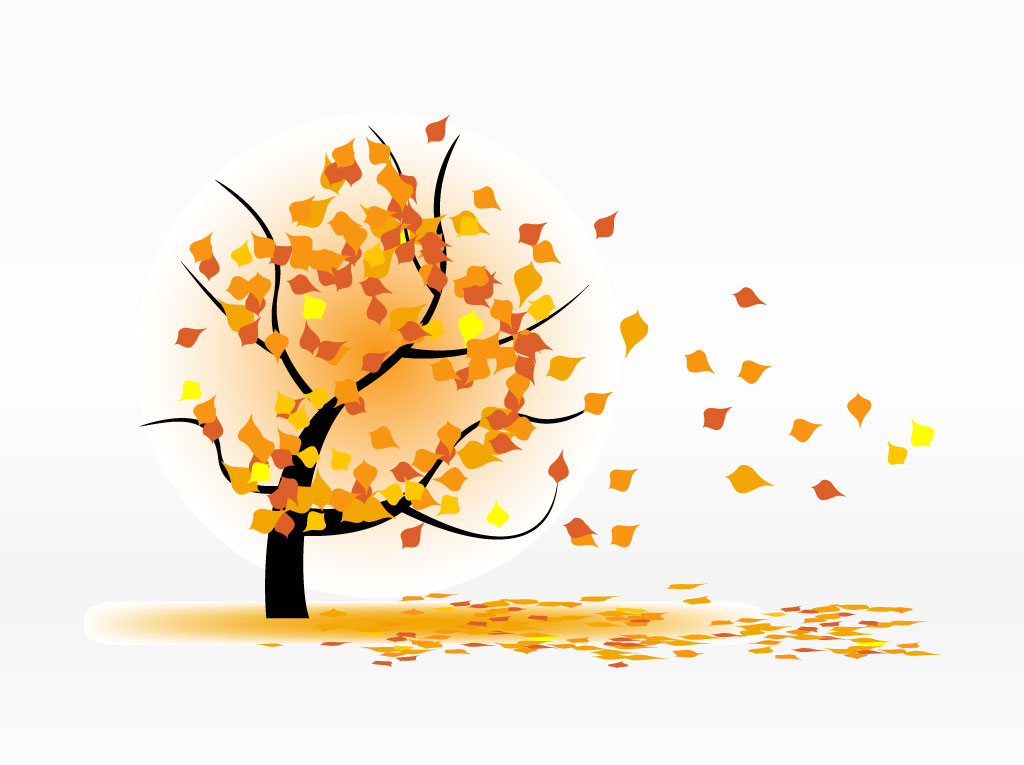 autumn leaves blowing fkTY09 clipart - Dogodki