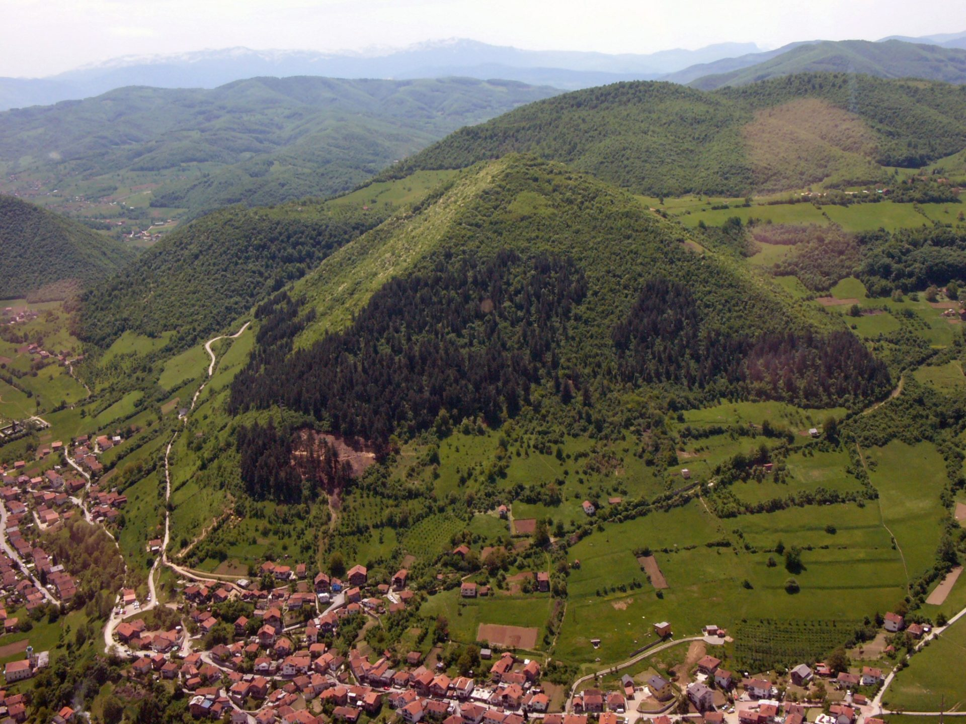 Semir Osmanagić: Zdravilna energija bosanskih piramid