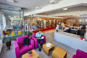 Rakek 3 300x200 - Devet let od odprtja nove knjižnice na Rakeku