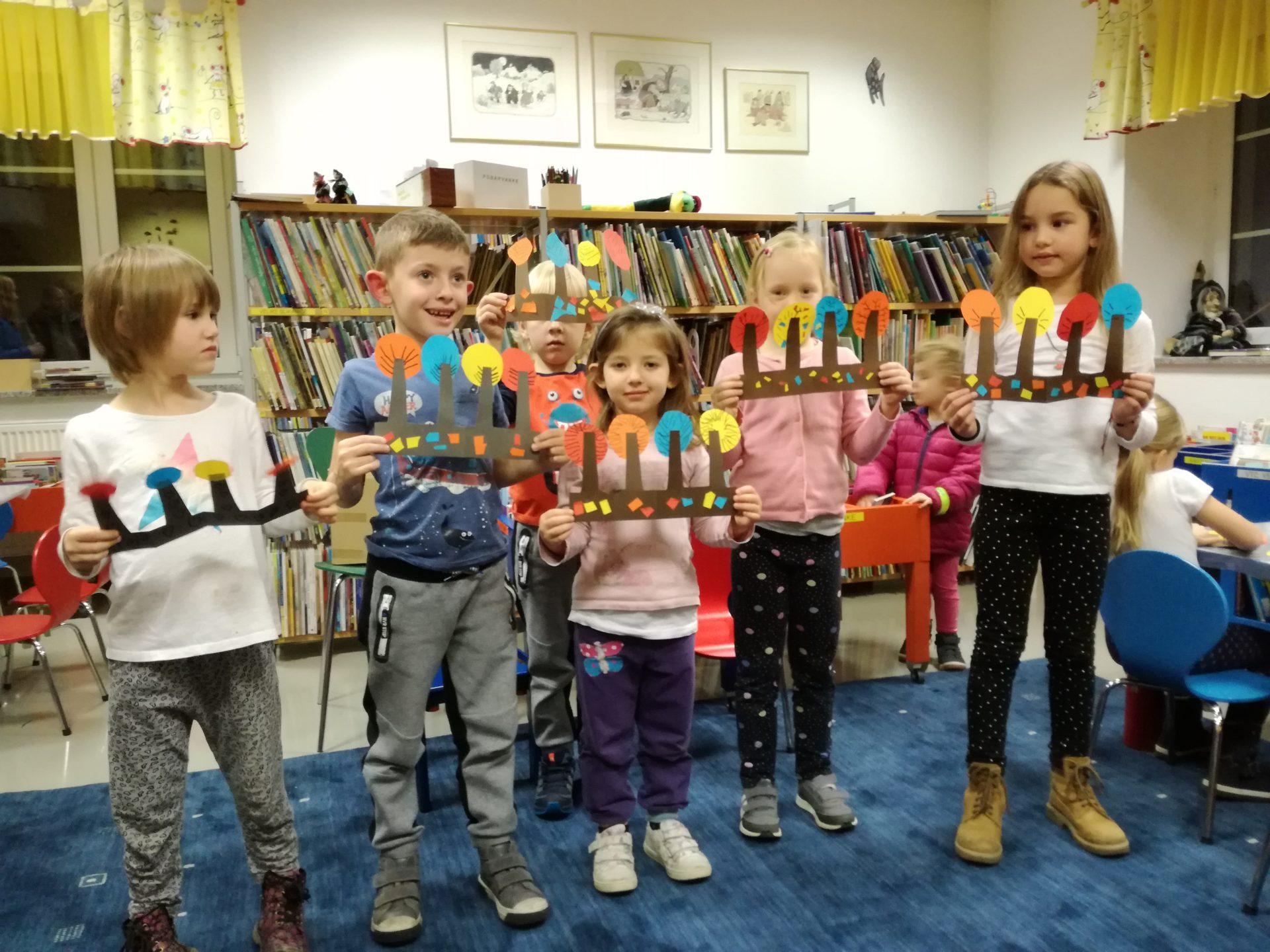IMG 20191121 180440 - Pravljična urica z ustvarjalno delavnico za otroke od 4. leta dalje