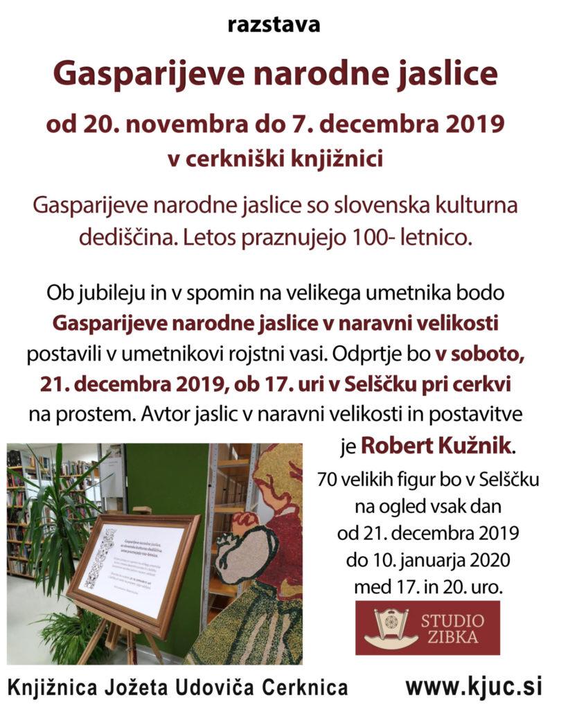fb Razstava Gasparijevih narodnih jaslic 1 820x1024 - Robert Kužnik - Gasparijeve narodne jaslice v naravni velikosti