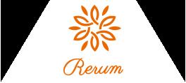 rerum logo - Arhiv razstave
