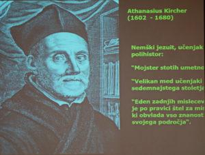 PREDAVANJE Foto Tine Šubic 07 300x227 - Andrej Kranjc: Cerkniško jezero in Kircherjeva teorija hidrofilacij