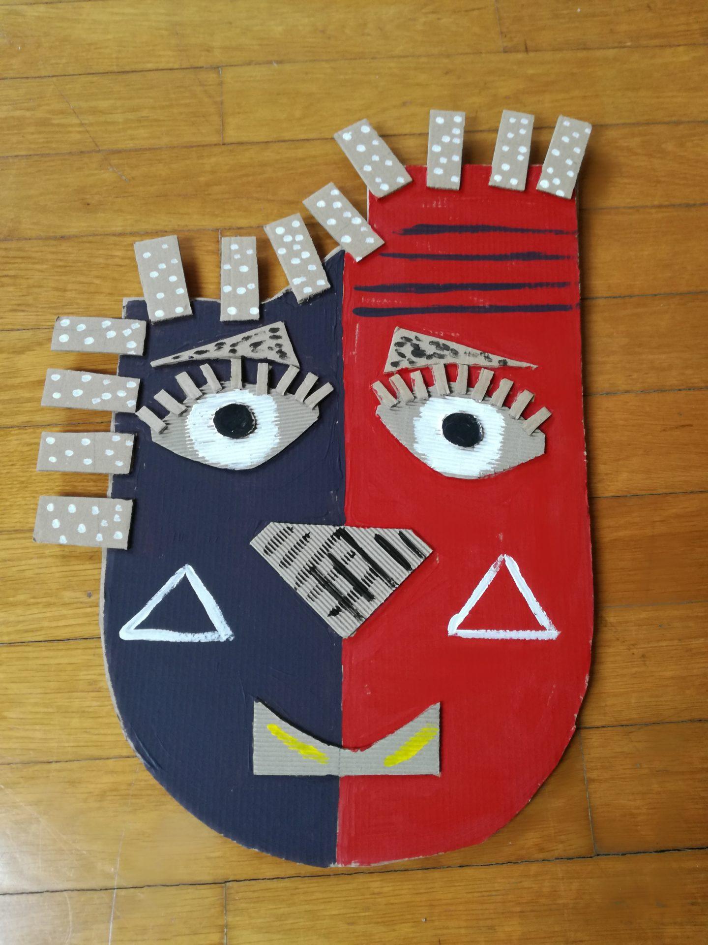 IMG 20200217 144214 - Počitniški tečaj izdelovanja mask v knjižnici