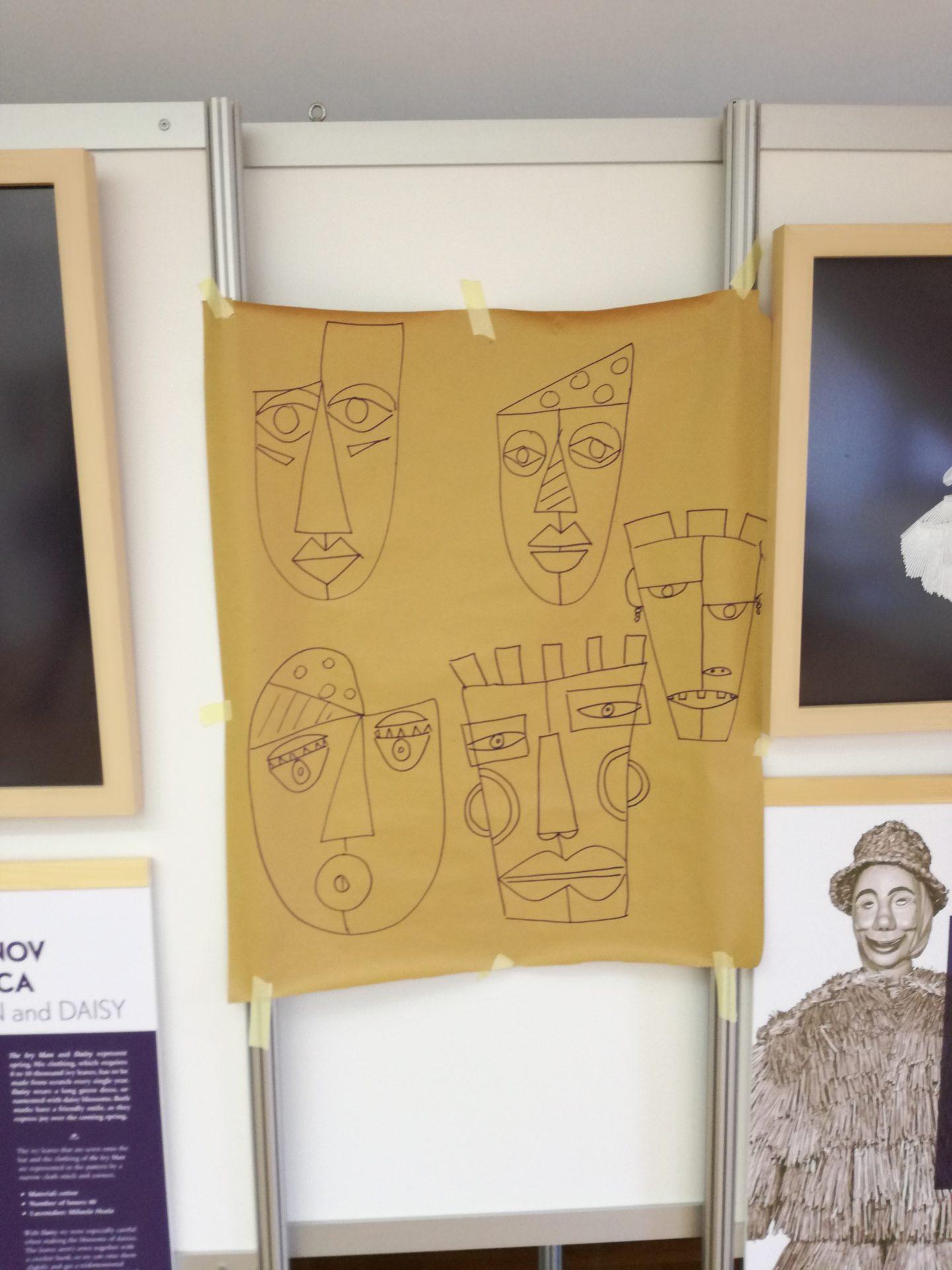 IMG 20200217 145546 - Počitniški tečaj izdelovanja mask v knjižnici