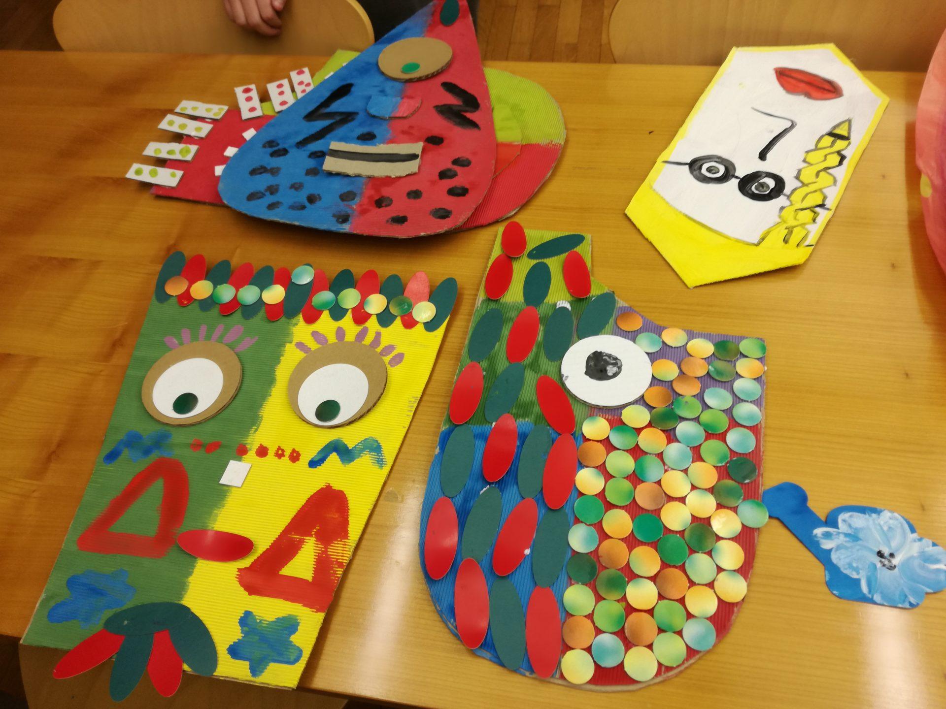 IMG 20200217 174217 - Počitniški tečaj izdelovanja mask v knjižnici