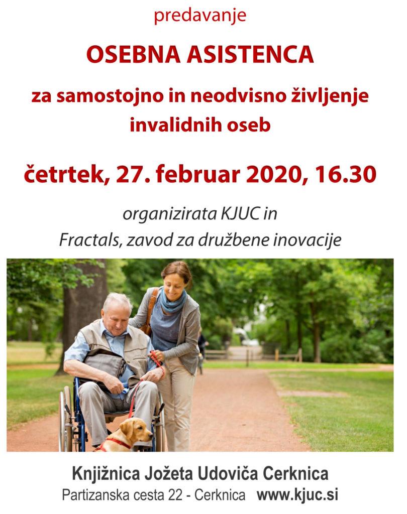 OSEBNA ASISTENCA za samostojno in neodvisno življenje invalidnih oseb 810x1024 - Predavanje - Osebna asistenca za samostojno in neodvisno življenje invalidnih oseb