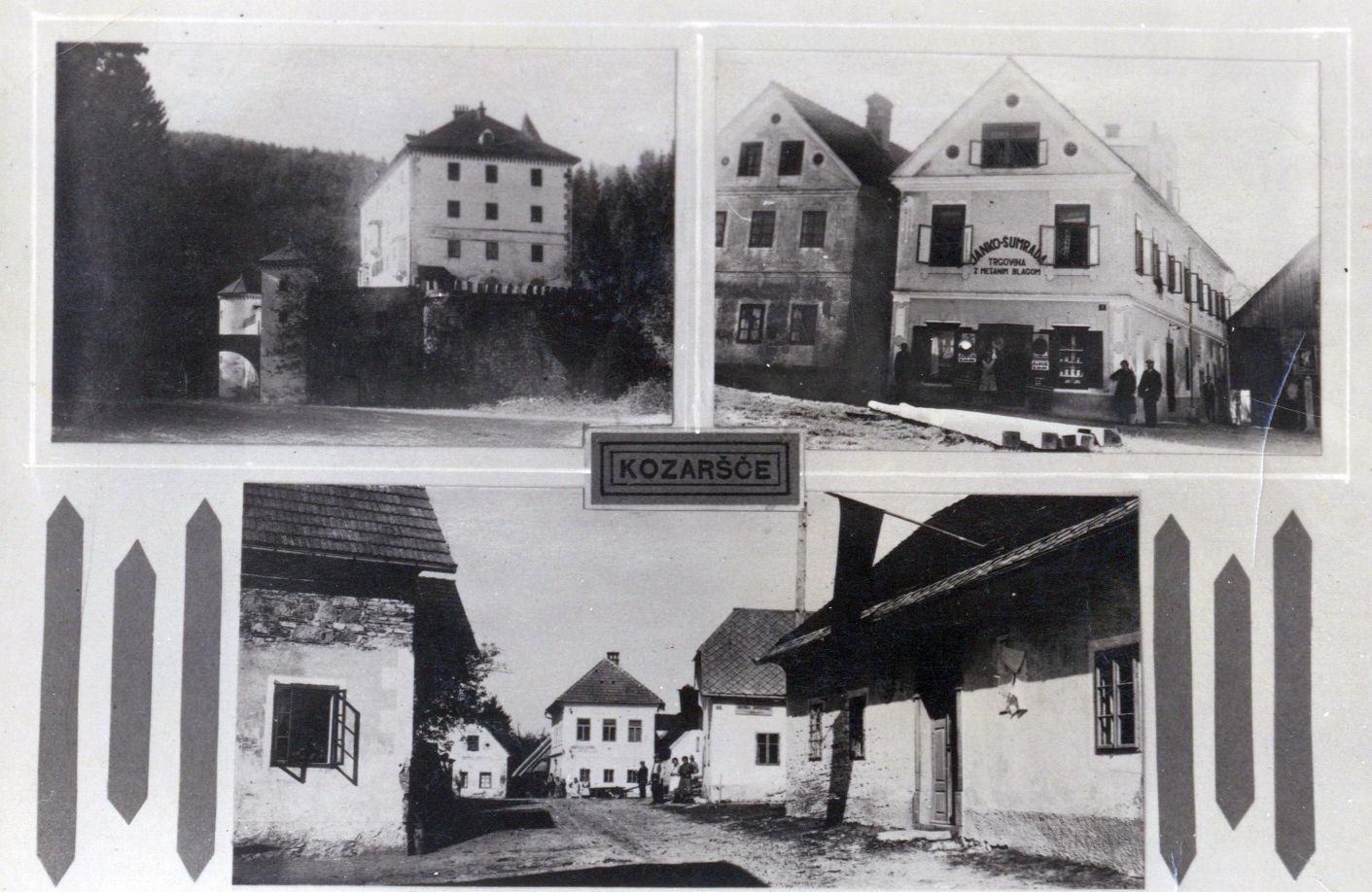 cover 14 - Notranjski kraji na razglednicah