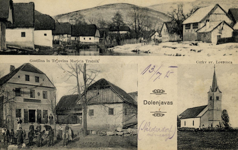 cover 6 - Notranjski kraji na razglednicah