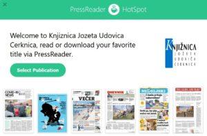 pressreader1 300x197 - Najnovejši Dnevnik, Nedeljski Dnevnik in Večer preberite na spletu