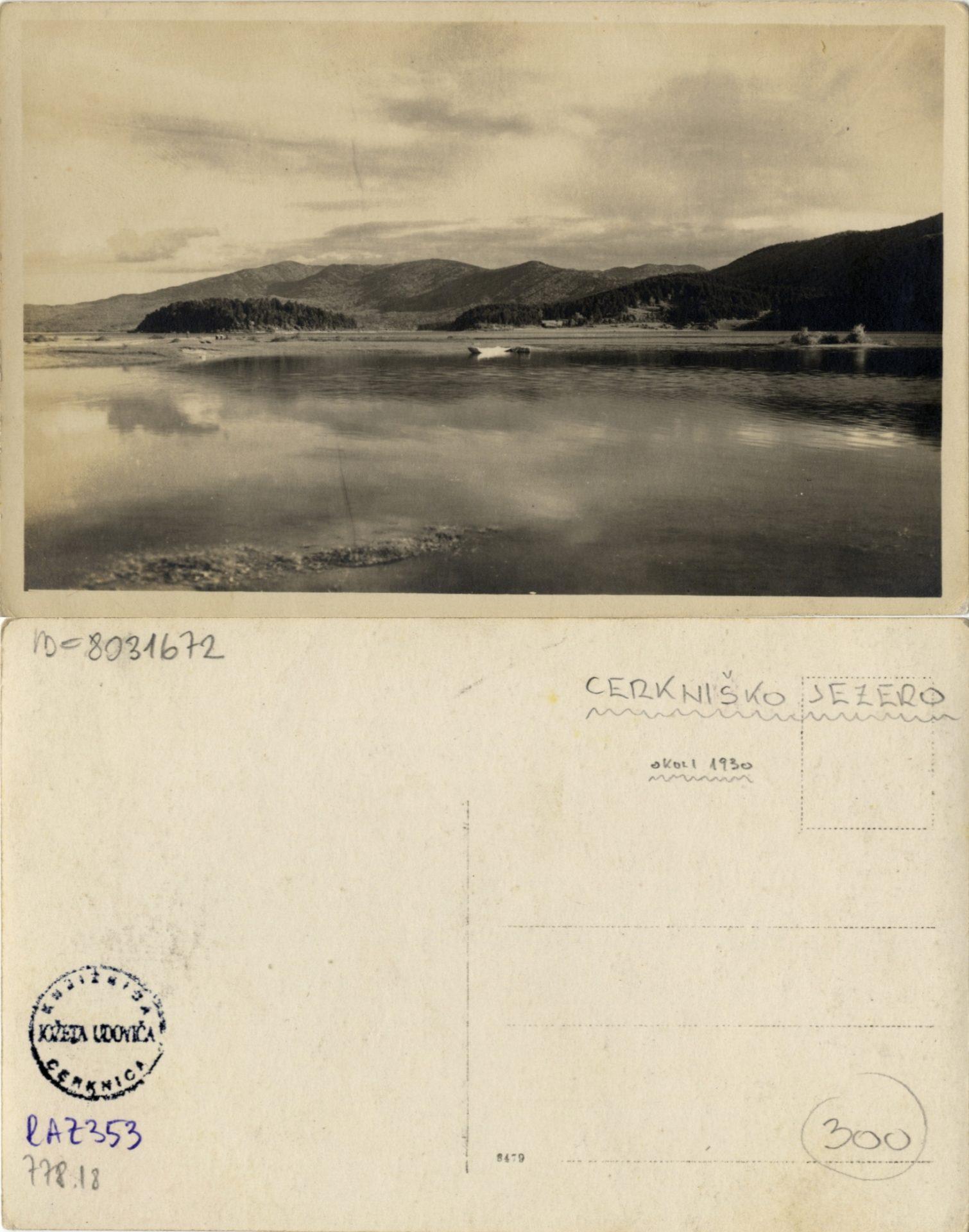 zlimano 10 - Cerkniško jezero