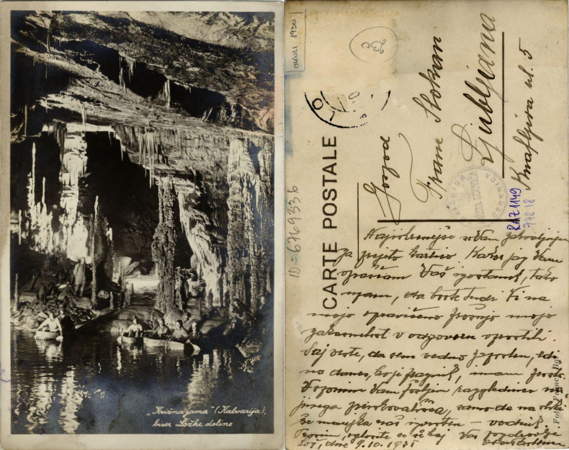 zlimano 101 - Križna jama