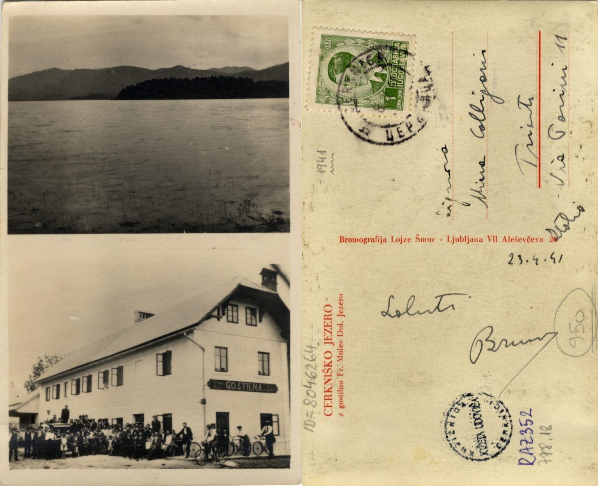 zlimano 11 - Cerkniško jezero