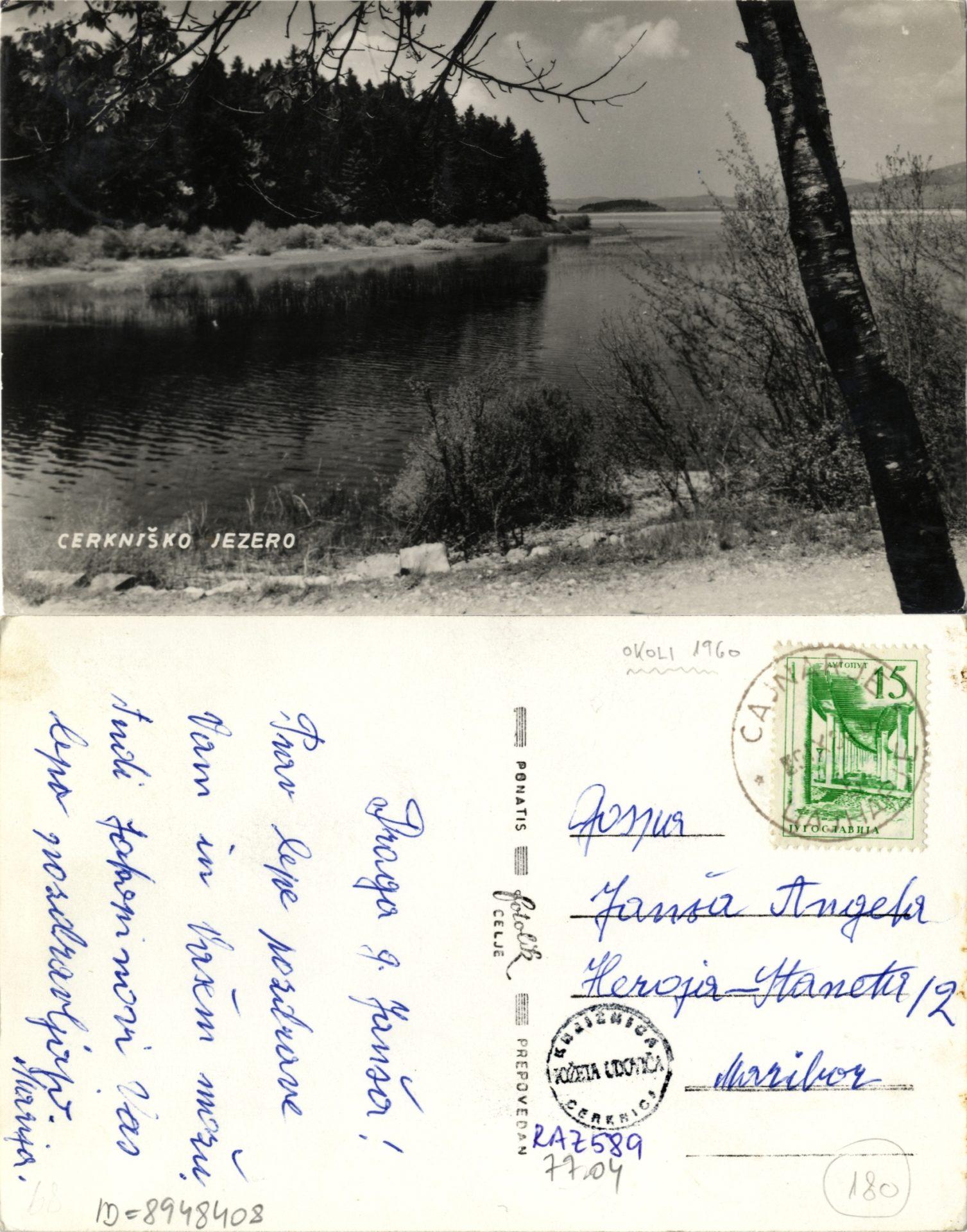 zlimano 12 - Cerkniško jezero
