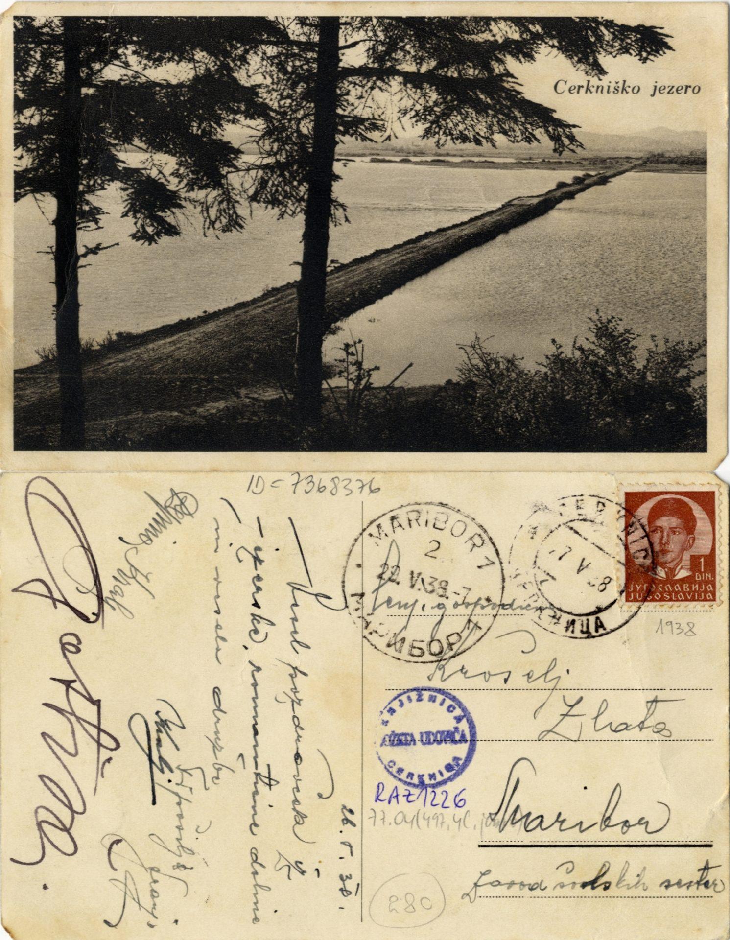 zlimano 13 - Cerkniško jezero