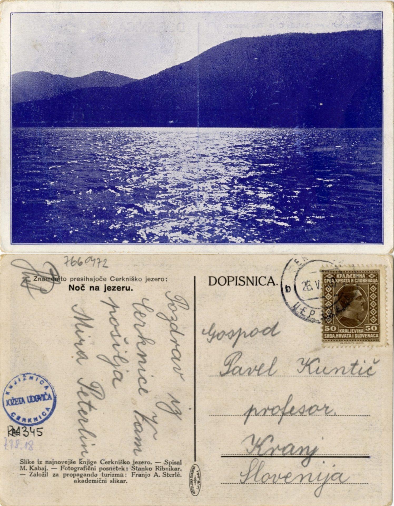 zlimano 14 - Cerkniško jezero