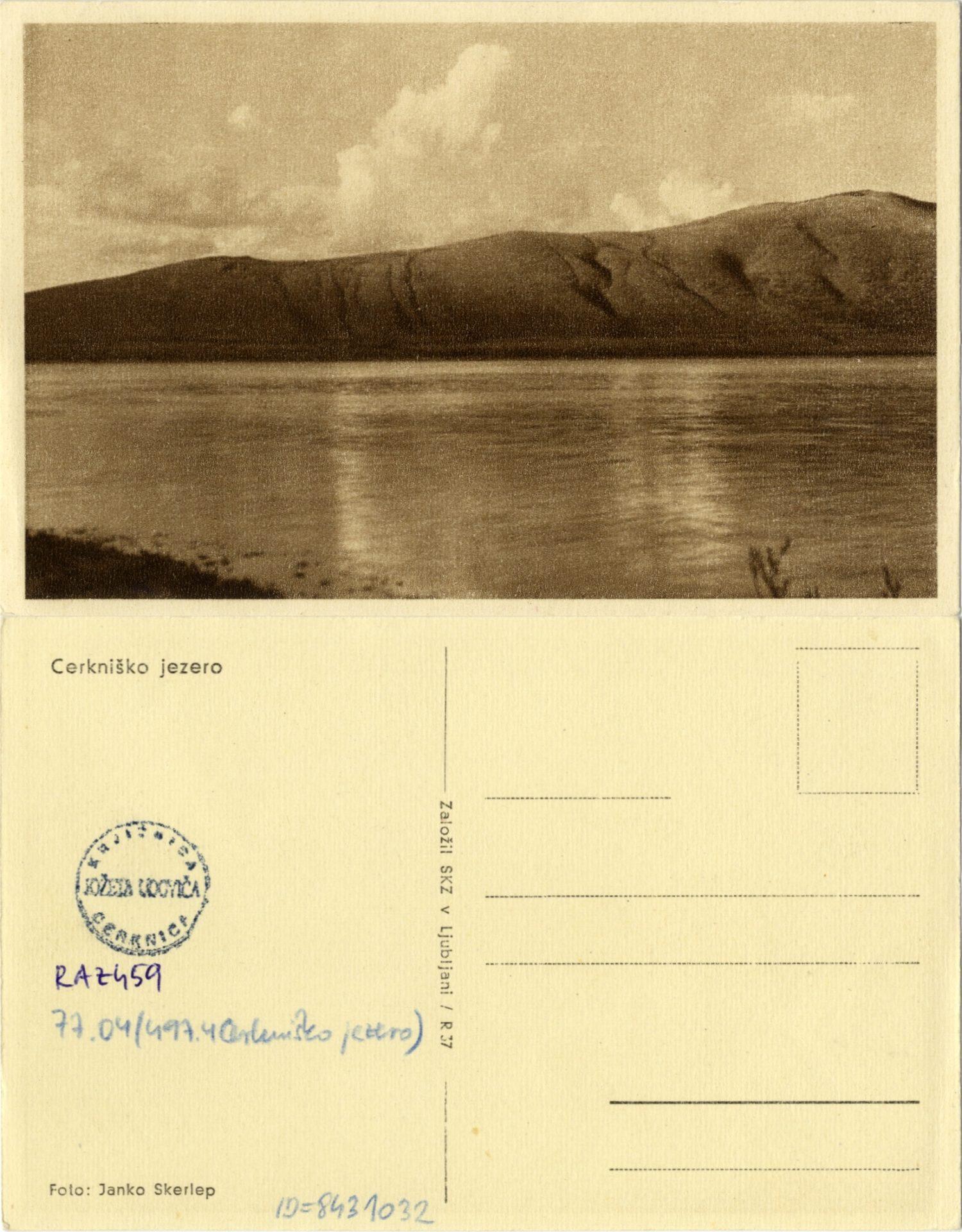 zlimano 16 - Cerkniško jezero