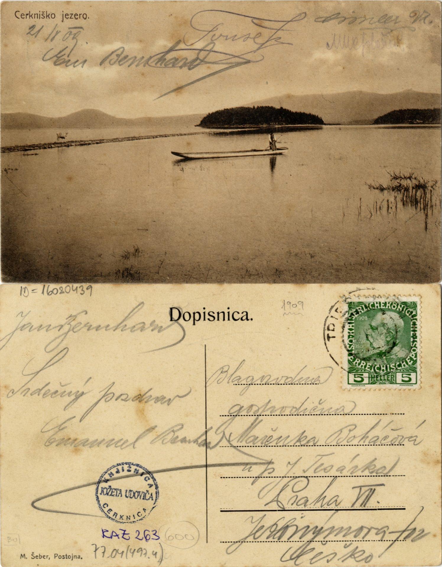 zlimano 17 - Cerkniško jezero