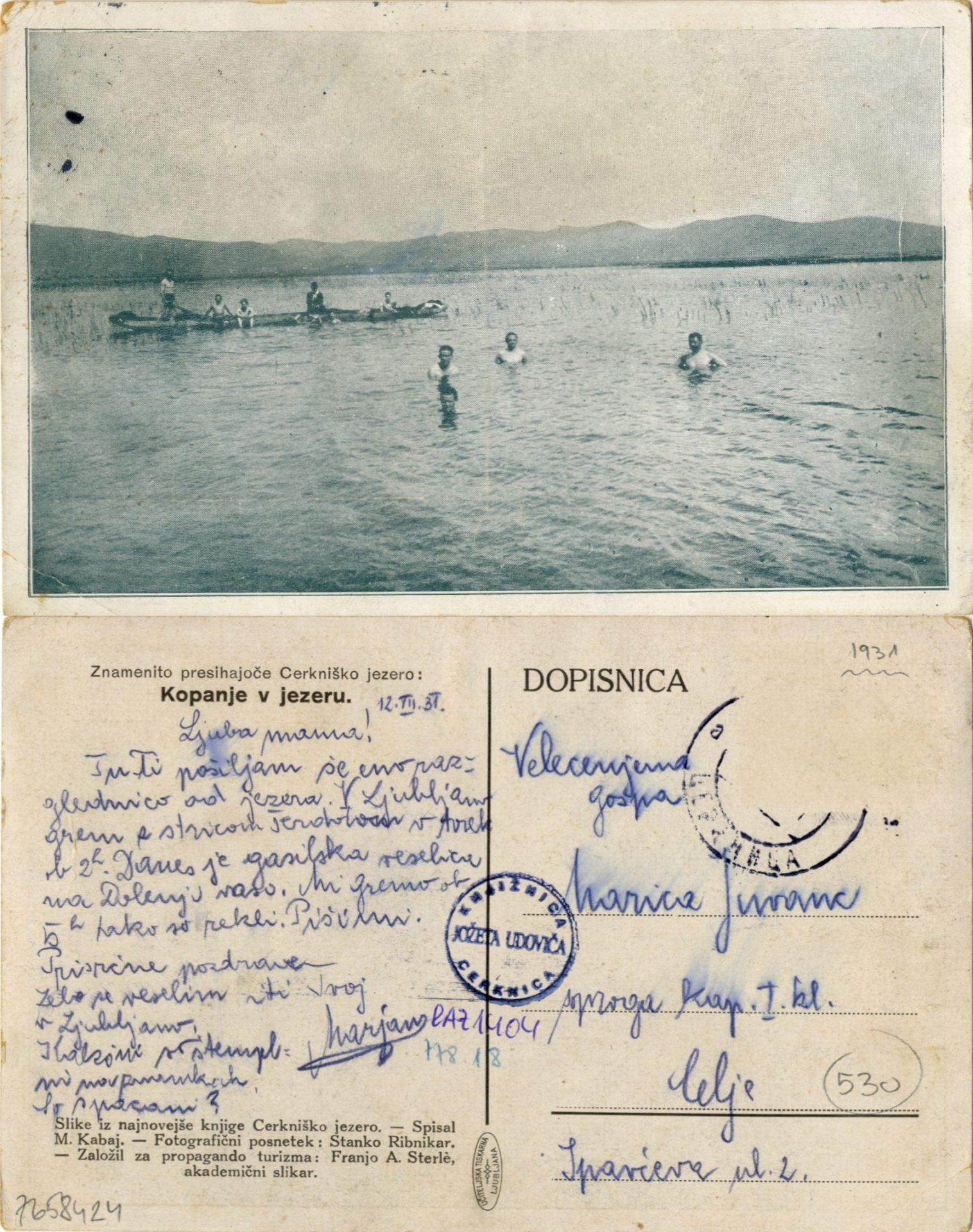 zlimano 19 - Cerkniško jezero