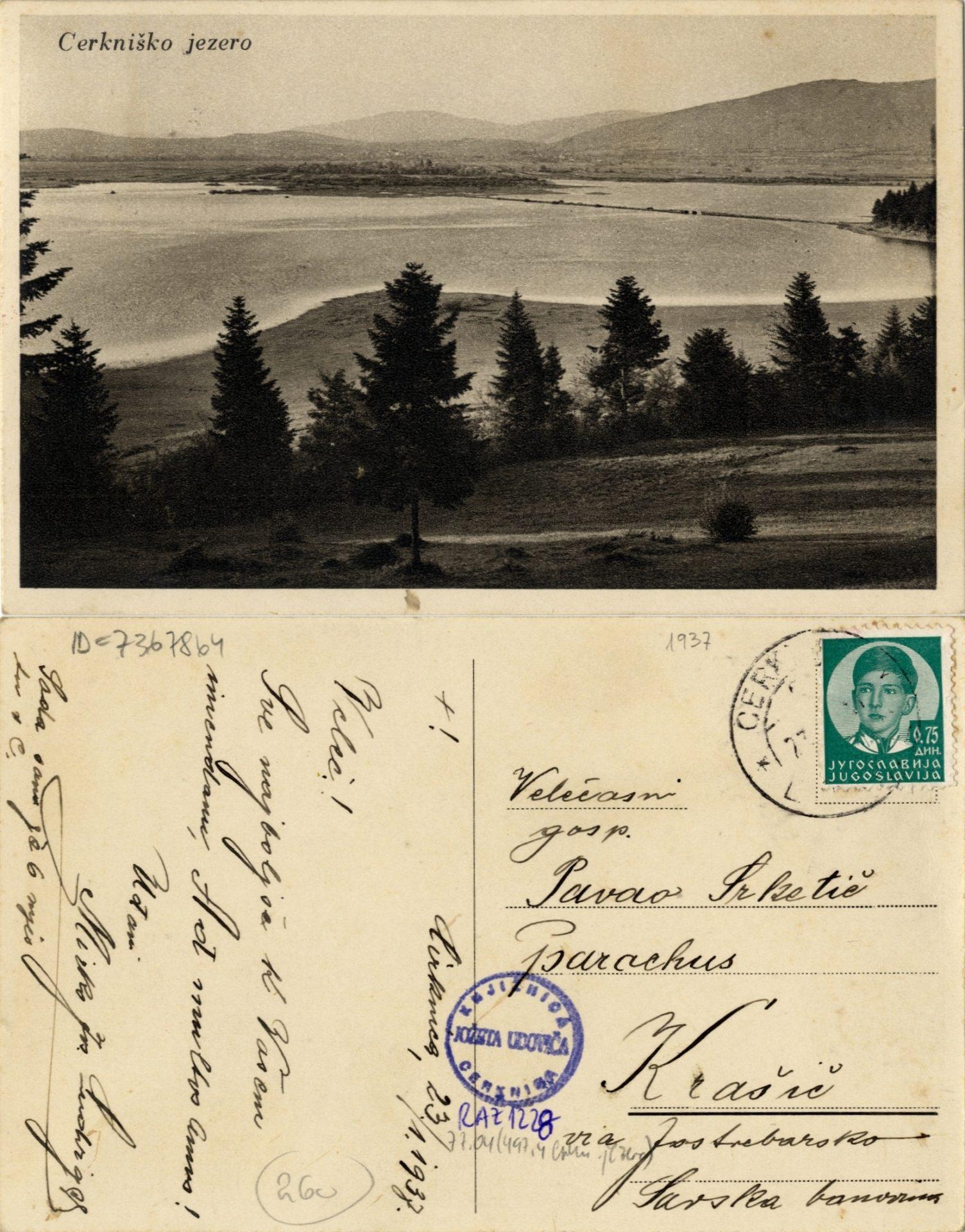 zlimano 20 - Cerkniško jezero