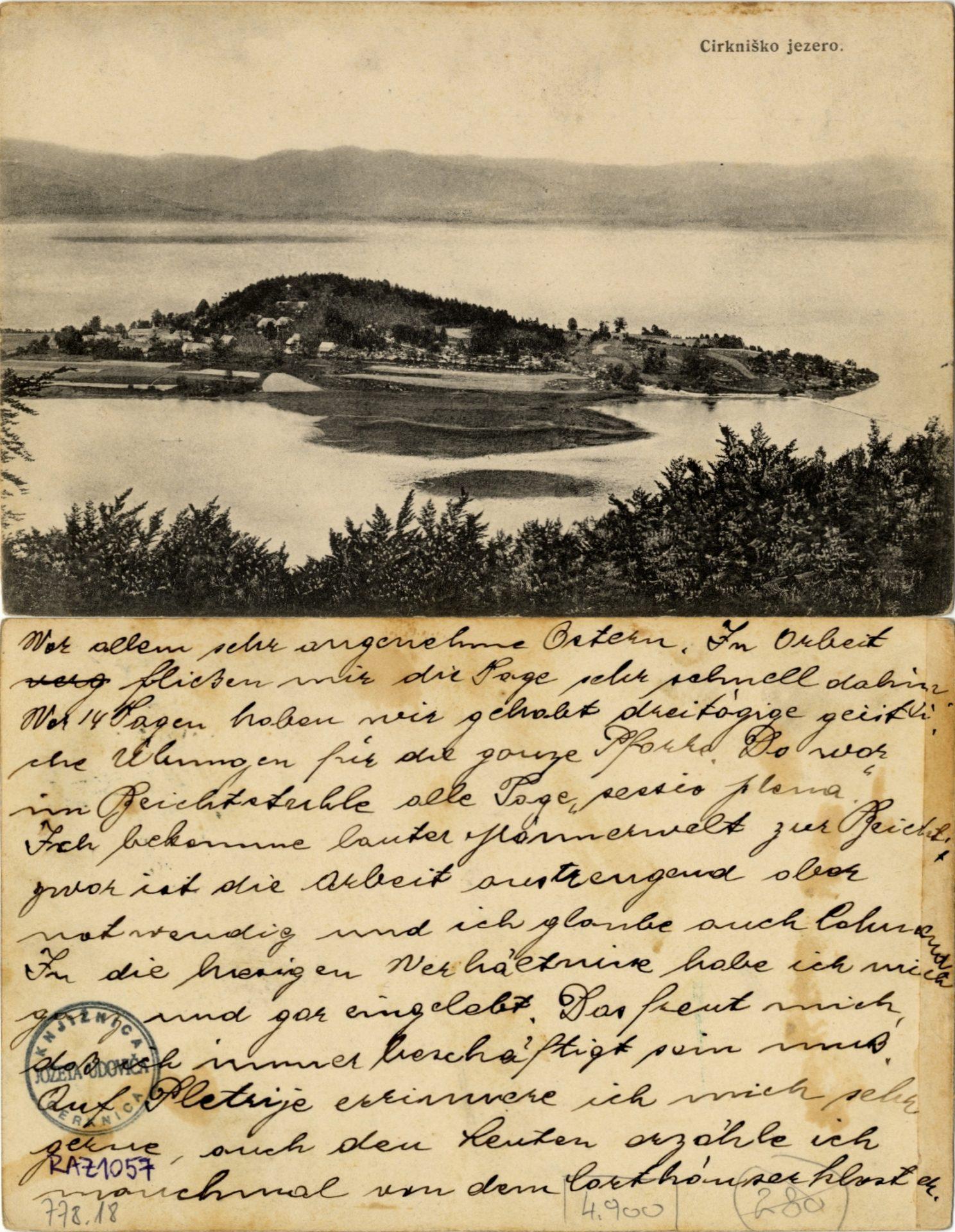 zlimano 21 - Cerkniško jezero
