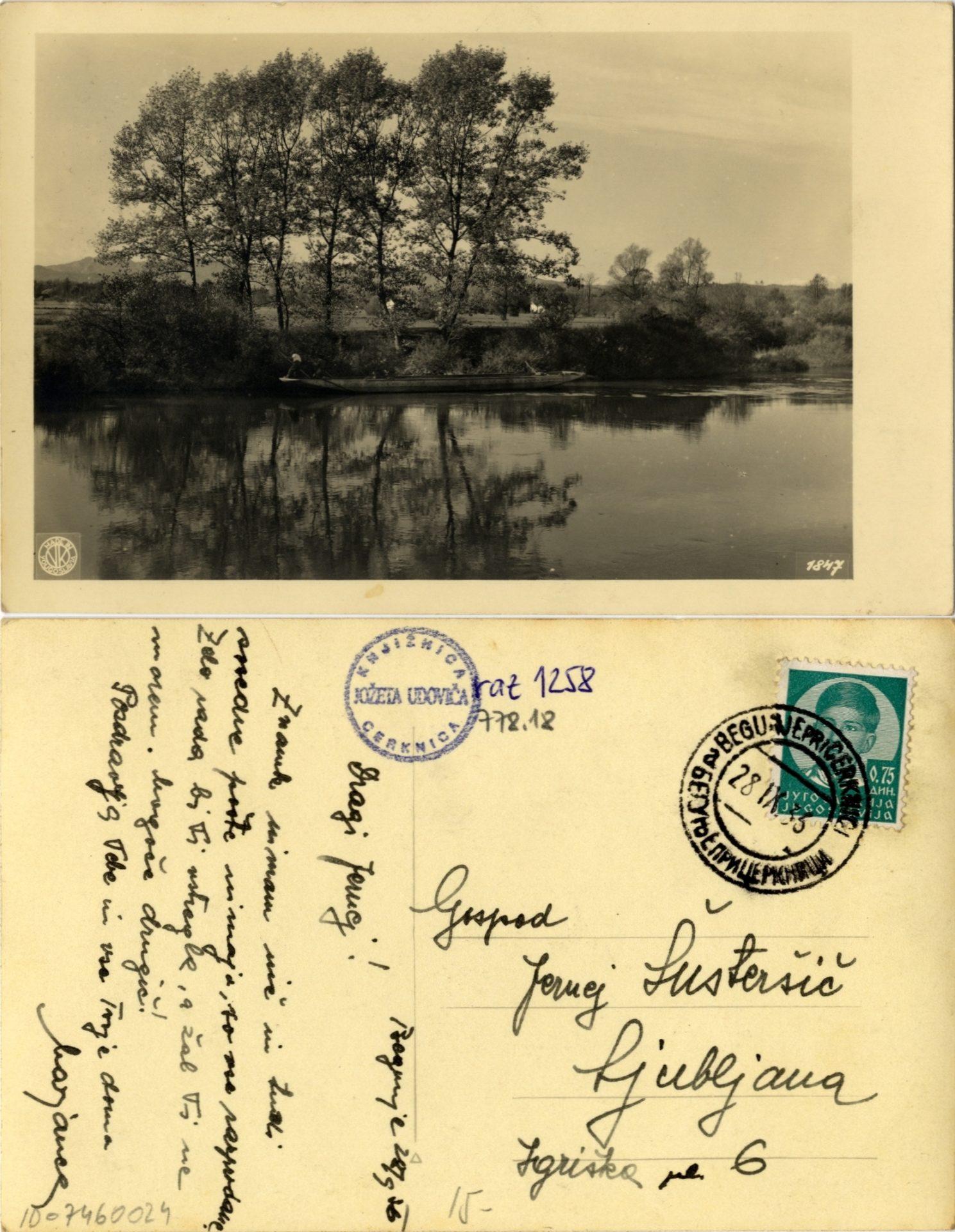 zlimano 22 - Cerkniško jezero
